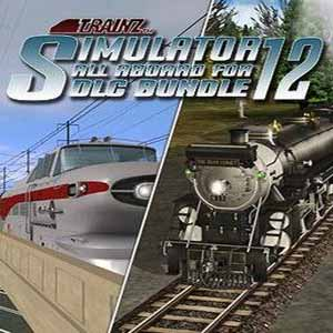Buy Trainz Simulator 2012 All Aboard For DLC Bundle CD Key Compare Prices
