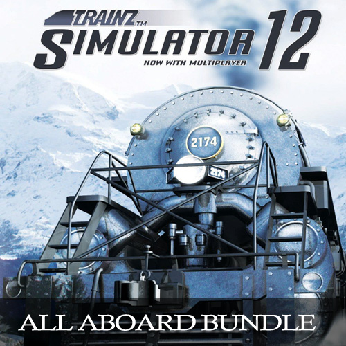 Buy Trainz Simulator All Aboard For DLC Bundle CD Key Compare Prices