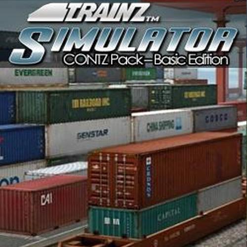 Trainz Simulator DLC CONTZ Pack