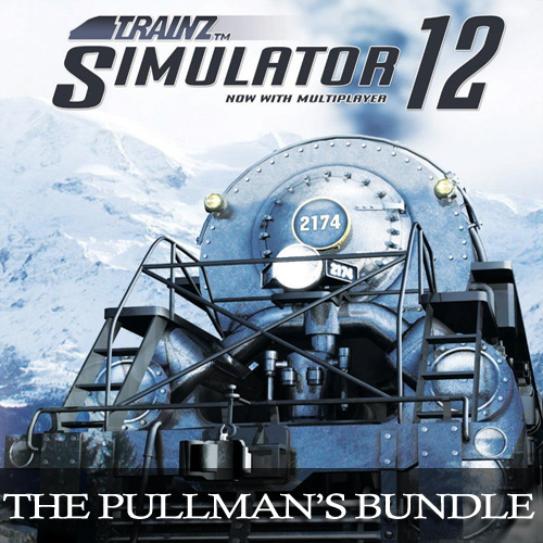 Trainz Simulator The Pullman's Bundle