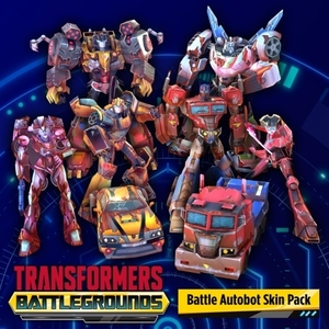 Transformers Battlegrounds Battle Autobot Skin Pack
