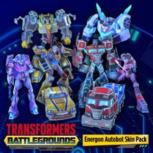 Buy Transformers Battlegrounds Energon Autobot Skin Pack PS4 Compare Prices
