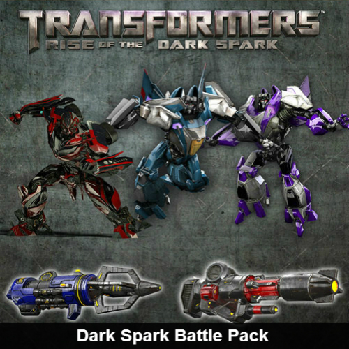 Buy Transformers Dark Spark Battle Pack CD Key Compare Prices