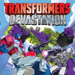 Buy Transformers Devastation PS3 Game Code Compare Prices