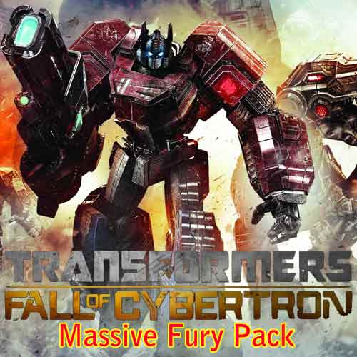 Transformers Fall of Cybertron Massive Fury Pack