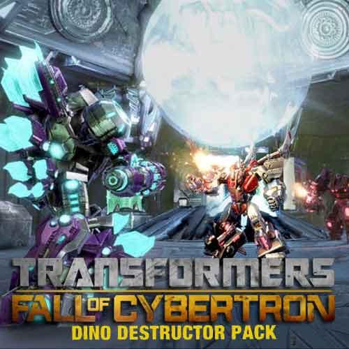 Transformers Fall of Cybertron Dinobot Destructor Pack DLC