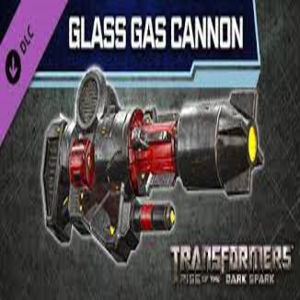 Transformers Rise of the Dark Spark Glass Gas Cannon Weapon