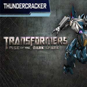 Buy TRANSFORMERS Rise of the Dark Spark Thundercracker Character CD Key Compare Prices