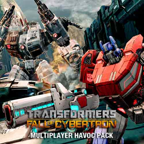 Buy Transformers fall of cybertron Multiplayer Havoc Pack CD KEY Compare Prices