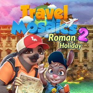 Travel Mosaics 2 Roman Holiday