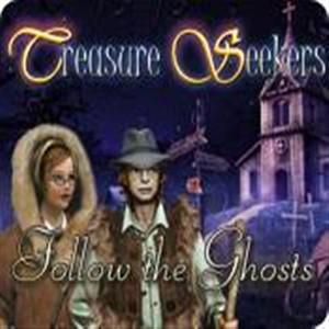 Treasure Seekers Follow The Ghost