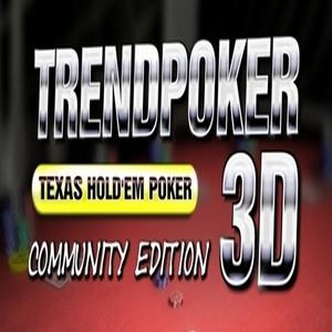 Trendpoker 3D Texas Hold em Poker