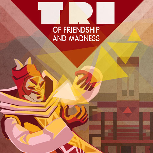 Buy TRI Of Friendship and Madness CD Key Compare Prices