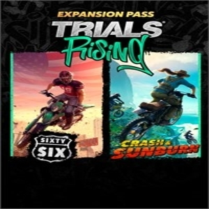 Trials Rising Expansion pass