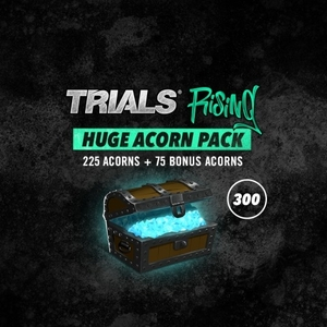 Trials Rising Huge Acorn Pack