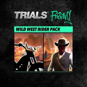 Buy Trials Rising Wild West Rider Pack PS4 Compare Prices