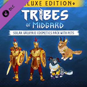 Buy Tribes of Midgard Deluxe Content PS5 Compare Prices