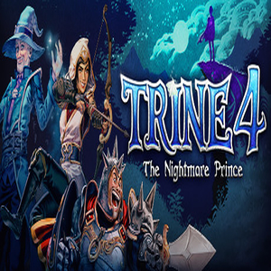 Buy Trine 4 The Nightmare Prince Xbox Series Compare Prices