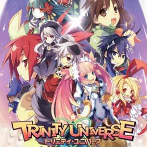 Buy Trinity Universe PS3 Game Code Compare Prices