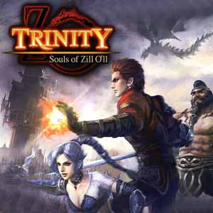 Buy Trinity Zill Oll Zero PS3 Game Code Compare Prices