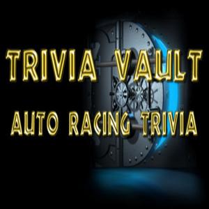Trivia Vault Auto Racing Trivia