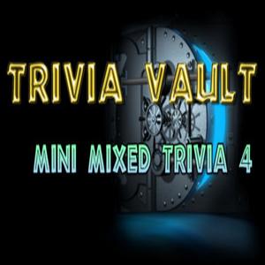 Trivia Vault Mini Mixed Trivia 4