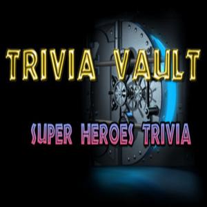 Trivia Vault Super Heroes Trivia