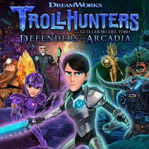 Buy Trollhunters Defenders of Arcadia Nintendo Switch Compare Prices