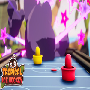 Tropical Air Hockey