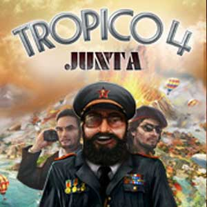 Buy Tropico 4 Junta Military DLC CD Key Compare Prices