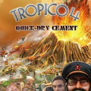 Buy Tropico 4 Quick-dry Cement CD Key Compare Prices