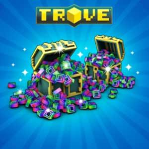 Buy TROVE 18500 CREDITS PS4 Compare Prices