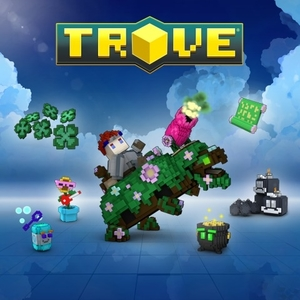 Buy Trove Botanical Blaster Xbox One Compare Prices