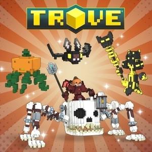 Trove Creepy Crawly Cranium Pack