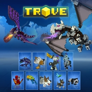 Buy Trove Double Dragon Pack PS4 Compare Prices