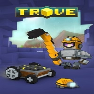 Trove Dynomighty Miner