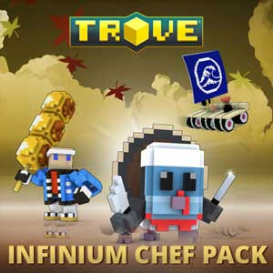 Buy Trove Infinium Chef Pack CD Key Compare Prices