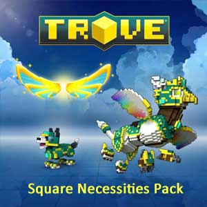 Trove Square Necessities Pack