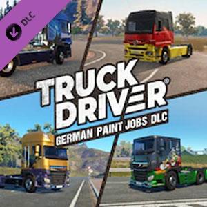 Truck Driver German Paint Jobs