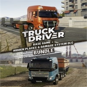 Truck Driver Plus Hidden Places & Damage System DLC Bundle