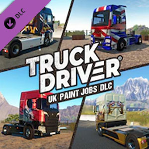 Buy Truck Driver UK Paint Jobs DLC Nintendo Switch Compare Prices