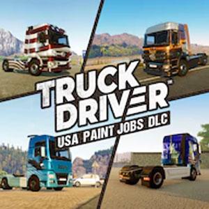 Truck Driver USA Paint Jobs