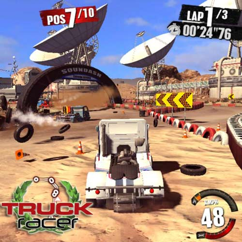 Buy Truck Racer PS3 Game Code Compare Prices