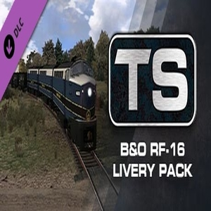 TS Marketplace Baltimore & Ohio RF-16 Livery Pack
