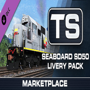 TS Marketplace Seaboard SD50 Livery Pack