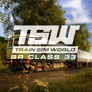 Buy TSW BR Class 33 PS4 Compare Prices