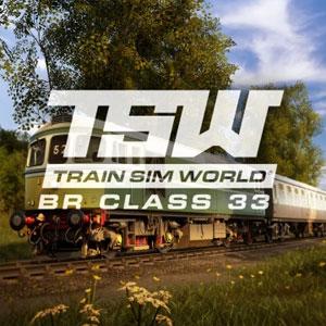 TSW BR Class 33