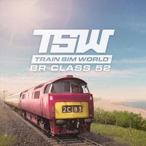 TSW BR Class 52 Western Loco Add-On