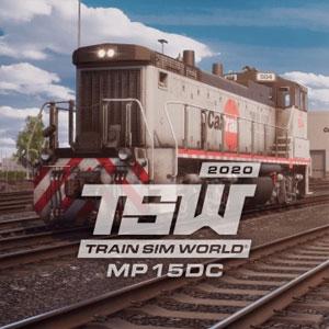 Buy TSW Caltrain MP15DC Diesel Switcher Loco Add-On CD Key Compare Prices