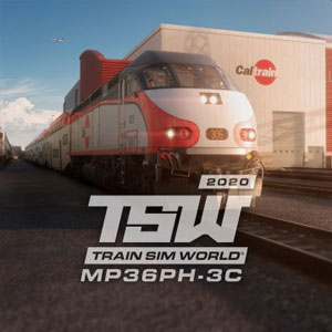 Buy TSW Caltrain MP36PH-3C Baby Bullet Loco Add-On PS4 Compare Prices